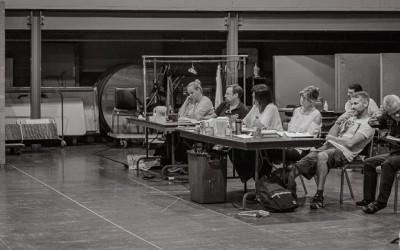 Pyramus & Thisbe – Early Rehearsal – Canadian Opera Company