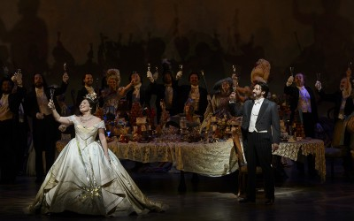 Canadian Opera Company's La Traviata