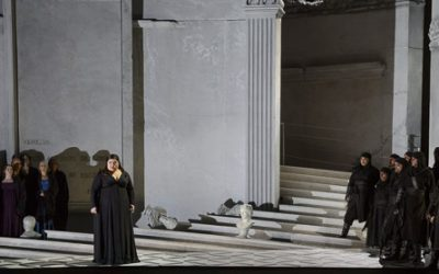 Maometto II – the Canadian Opera Company's 2016 production