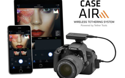 Case Air Wireless – Tethering and Camera Control System