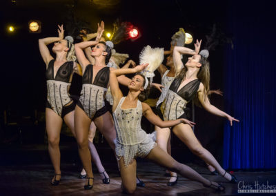 High Society Cabaret presents White Light Follies