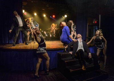 The Silent Goodbye – High Society Cabaret